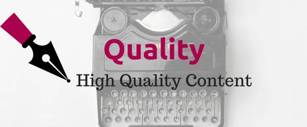 Your Visuals and Content need to be of high quality for successful social media posts