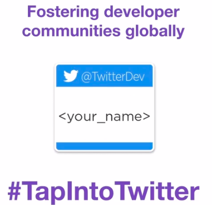 Twitter Introduces Developer Communities with #TapIntoTwitter