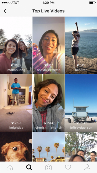 Introducing Live Video on Instagram Stories- Social Media Marketing News Recap November 2016