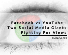 Facebook vs YouTube - Two Social Media Giants Fighting For Views