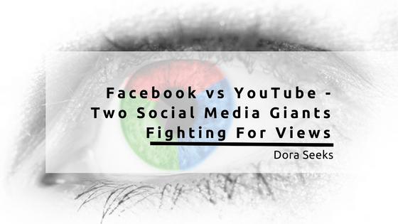 Facebook vs YouTube - Two Social Media Giants Fighting For Views