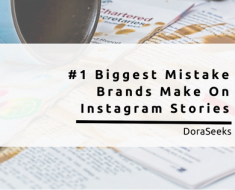#1 Biggest Mistake Brands Make On Instagram Stories